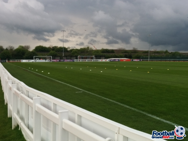 A photo of Stoke Gifford Stadium uploaded by matttheox