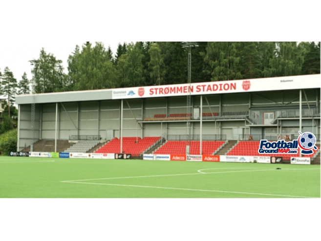 A photo of Strommen Stadion uploaded by roland