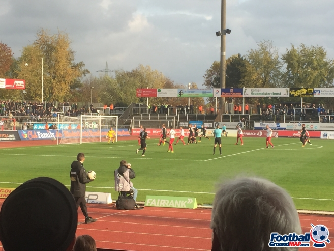 A photo of Kolner Sudstadion uploaded by andy-s