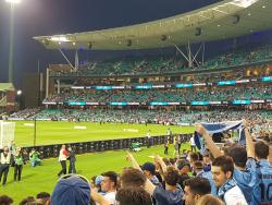 An image of Sydney Cricket Ground uploaded by harrysheroes