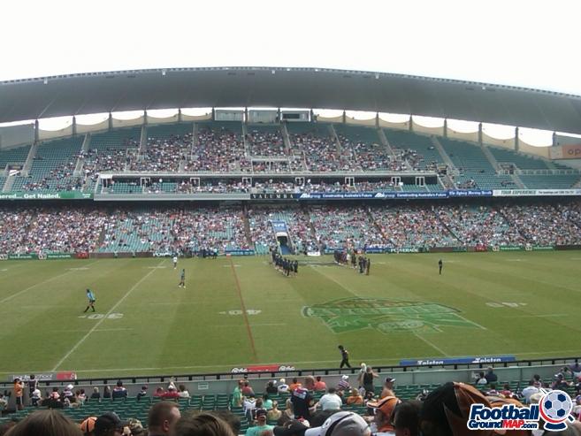 A photo of Sydney Football Stadium (Allianz Stadium) uploaded by dannyptfc