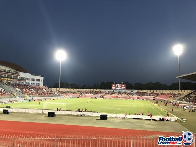 A photo of Ta Qali Stadium uploaded by craig1nufc
