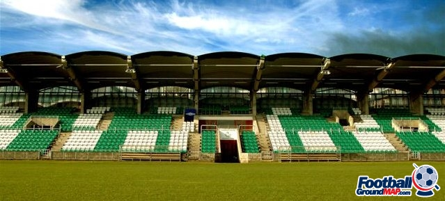 A photo of Tallaght Stadium uploaded by facebook-user-67523