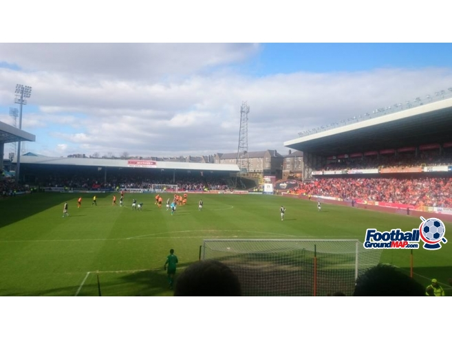 A photo of Tannadice uploaded by biscuitman88