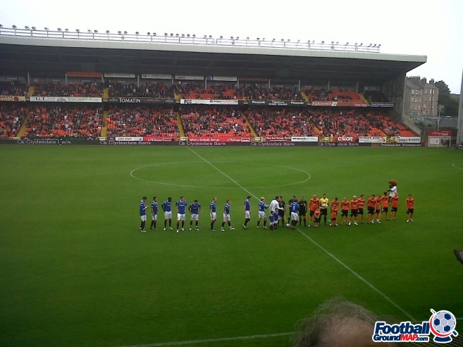 A photo of Tannadice uploaded by southsidegers