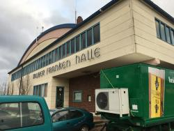 An image of Tauber-Franken-Halle  uploaded by ully