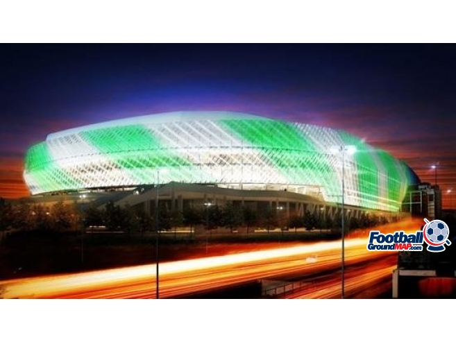 A photo of Tele2 Arena uploaded by Farman
