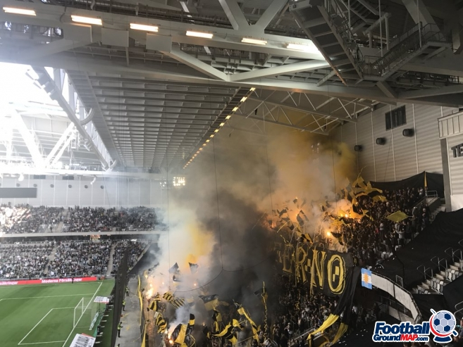 A photo of Tele2 Arena uploaded by vileviking