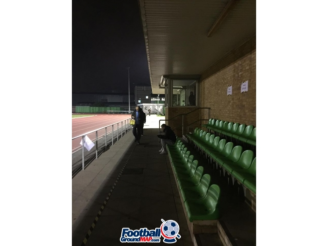 A photo of Terence McMillan Stadium uploaded by millwallsteve