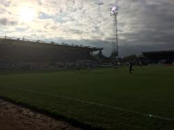 An image of The Abbey Stadium uploaded by barnod