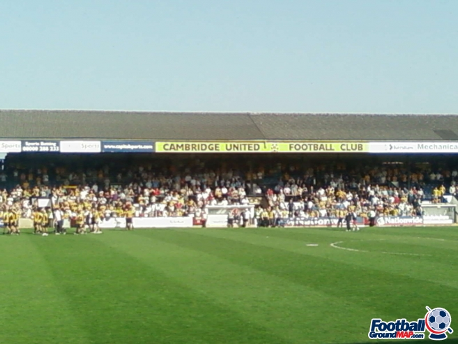 A photo of The Abbey Stadium uploaded by facebook-user-14634