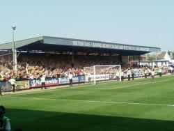 An image of The Abbey Stadium uploaded by facebook-user-14634