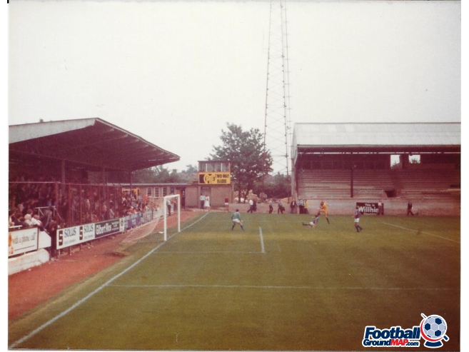 A photo of The Abbey Stadium uploaded by rampage