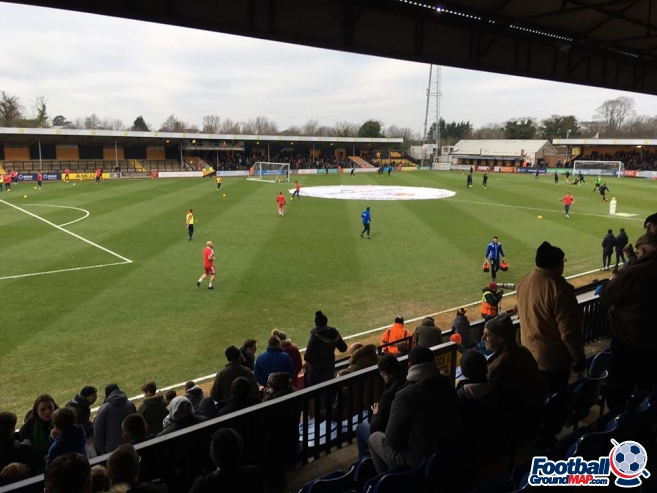 A photo of The Abbey Stadium uploaded by foxyusa