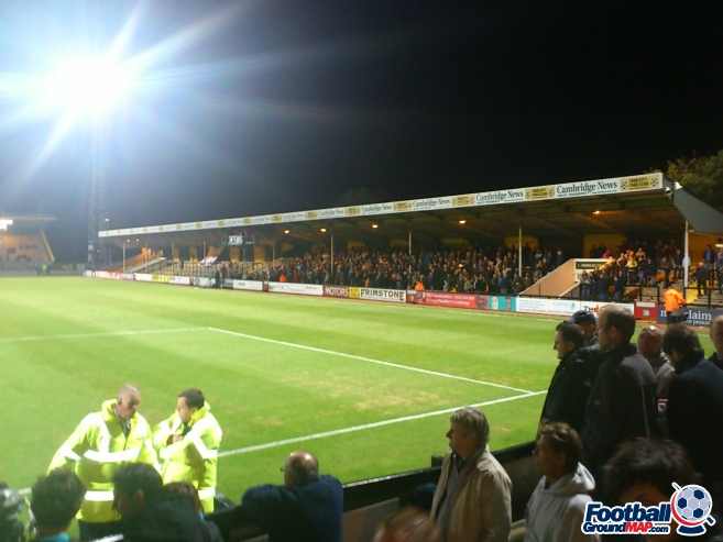 A photo of The Abbey Stadium uploaded by facebook-user-46612