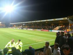 An image of The Abbey Stadium uploaded by biscuitman88
