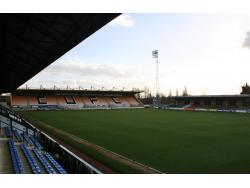 An image of The Abbey Stadium uploaded by johnwickenden