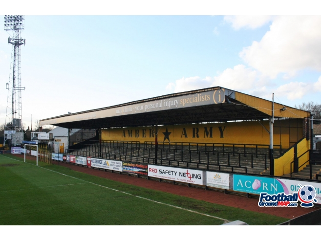 A photo of The Abbey Stadium uploaded by johnwickenden
