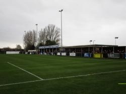 The Alfred Hall Memorial Ground