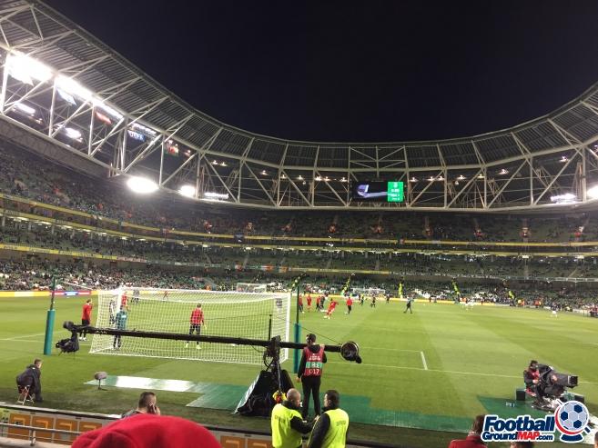 A photo of The Aviva Stadium uploaded by gavinlee79