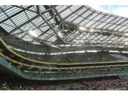 An image of The Aviva Stadium uploaded by oldboy