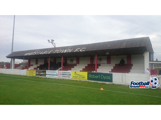 A photo of The Belmont Ground uploaded by biscuitman88