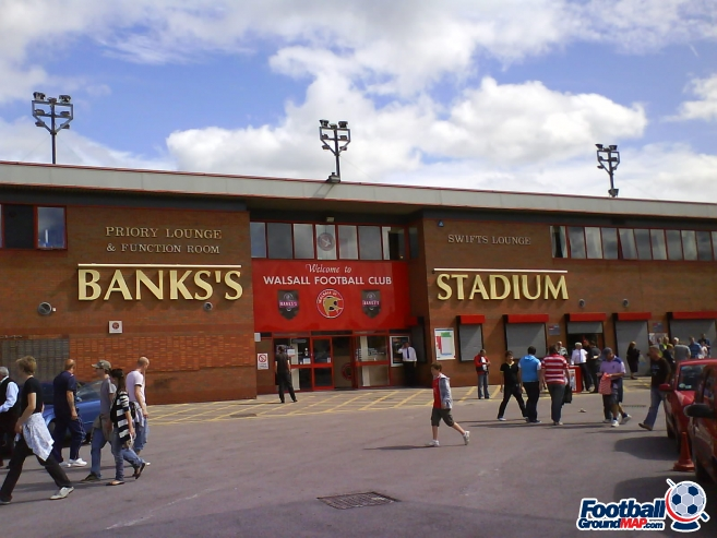 A photo of The Bescot uploaded by facebook-user-85885