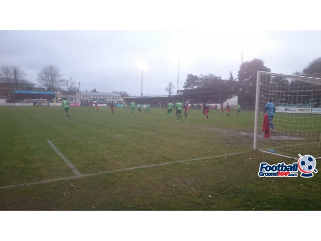 A photo of The Beveree Stadium uploaded by biscuitman88