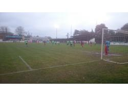An image of The Beveree Stadium uploaded by biscuitman88