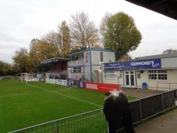 An image of The Beveree Stadium uploaded by petrovic80