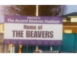 The Beveree Stadium