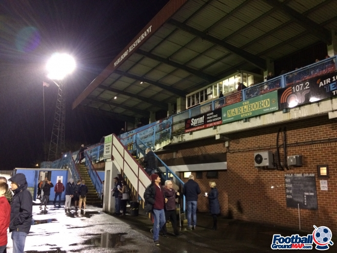A photo of The Bob Lucas Stadium uploaded by neal