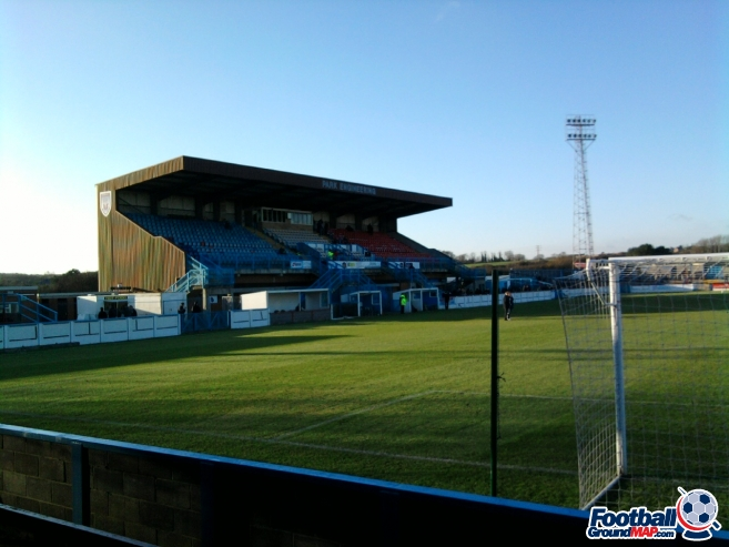 A photo of The Bob Lucas Stadium uploaded by jendy