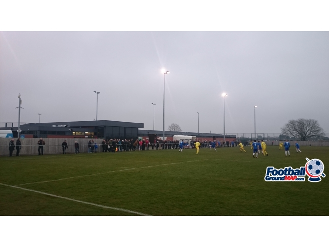 A photo of The Bradley Football Development Centre uploaded by biscuitman88