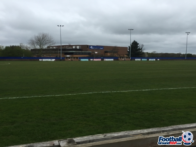 A photo of The Brentwood Centre Arena uploaded by groundhopper91