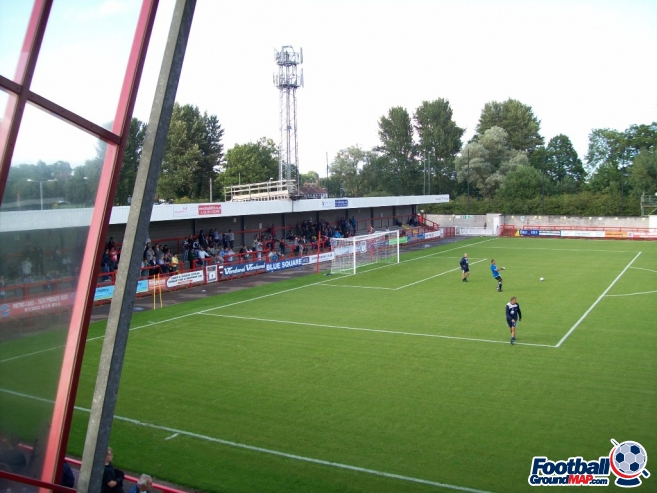 A photo of The Broadfield Stadium uploaded by chunk9