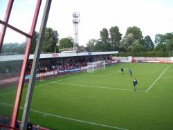 An image of The Broadfield Stadium uploaded by chunk9