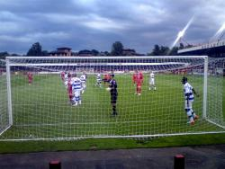 An image of The Broadfield Stadium uploaded by machacro