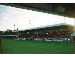 An image of The Broadfield Stadium uploaded by scot-TFC
