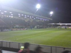 An image of The Broadfield Stadium uploaded by biscuitman88