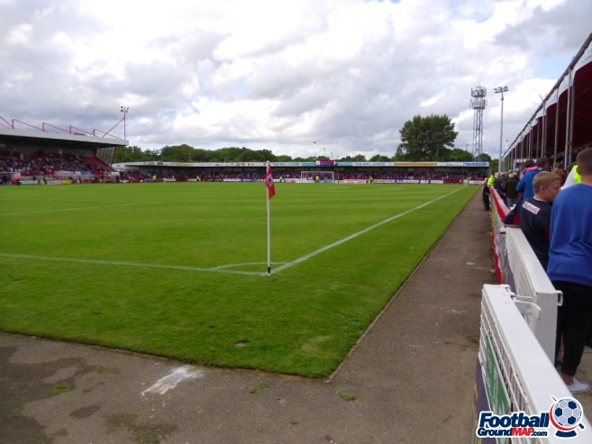 A photo of The Broadfield Stadium uploaded by smithybridge-blue