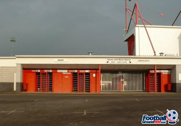 A photo of The Broadfield Stadium uploaded by facebook-user-90844