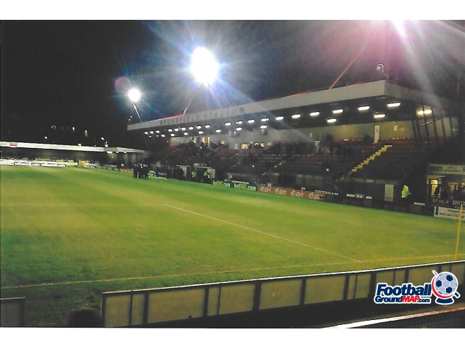 A photo of The Broadfield Stadium uploaded by rampage