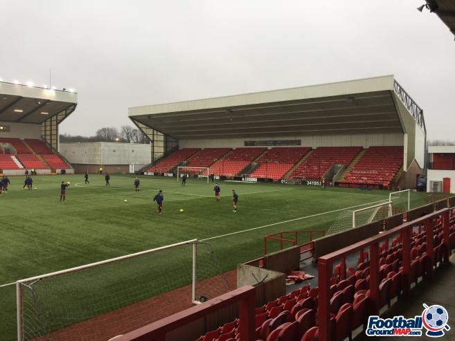 A photo of The Broadwood Stadium uploaded by 36niltv