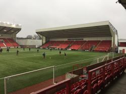 The Broadwood Stadium