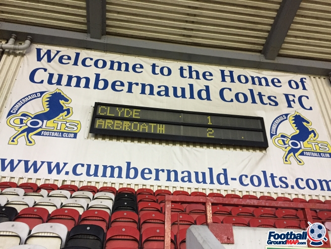 A photo of The Broadwood Stadium uploaded by 36niltv