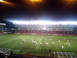 An image of The Broadwood Stadium uploaded by kennisbet