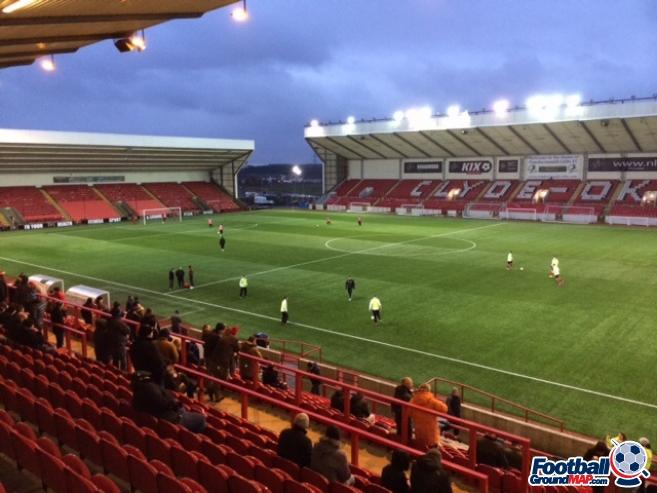 A photo of The Broadwood Stadium uploaded by frankie81