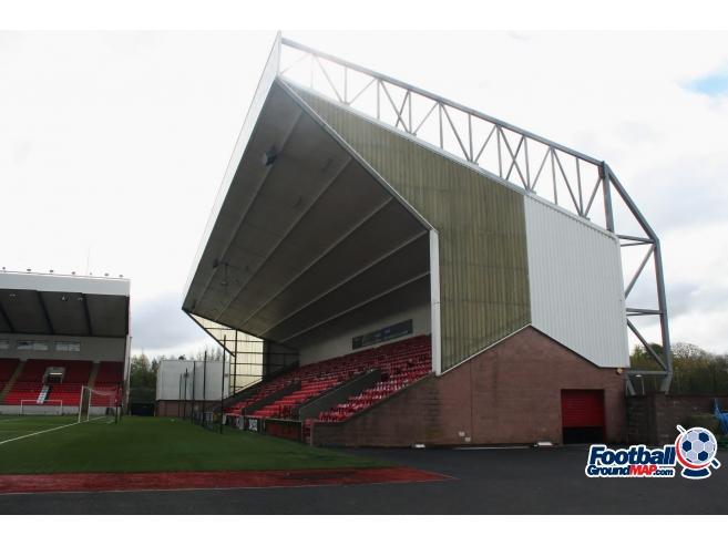 A photo of The Broadwood Stadium uploaded by johnwickenden