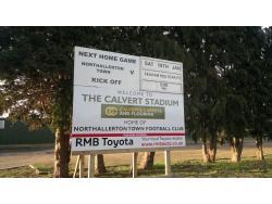 The Calvert Stadium